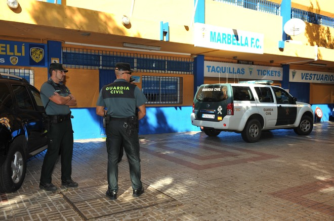 Actualidad Noticias La Guardia Civil estrecha el cerco a la mafia rusa en la Costa del Sol