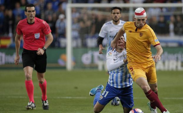 Deportes Deportes El Málaga desconfía de las rotaciones del Sevilla