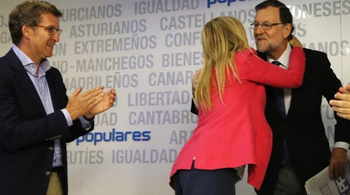 Actualidad Noticias Paso al frente del PP: los barones toman consciencia de su papel crucial