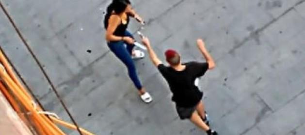 Actualidad Noticias Detenido un joven en Málaga por disparar a su expareja con un arma de fogueo