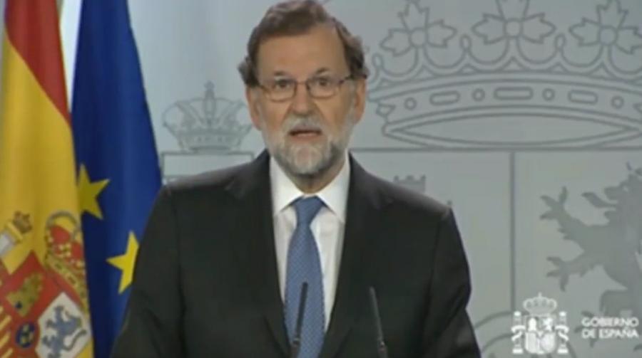 Actualidad Noticias Golpe de mano letal de Rajoy: cese inminente de Puigdemont y elecciones el 21-D
