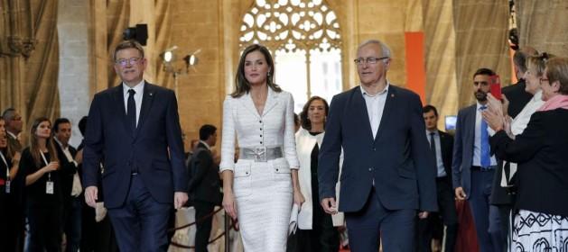 Actualidad Noticias La Reina Letizia: «España es tierra de ciudadanos dispuestos a convivir en valores»