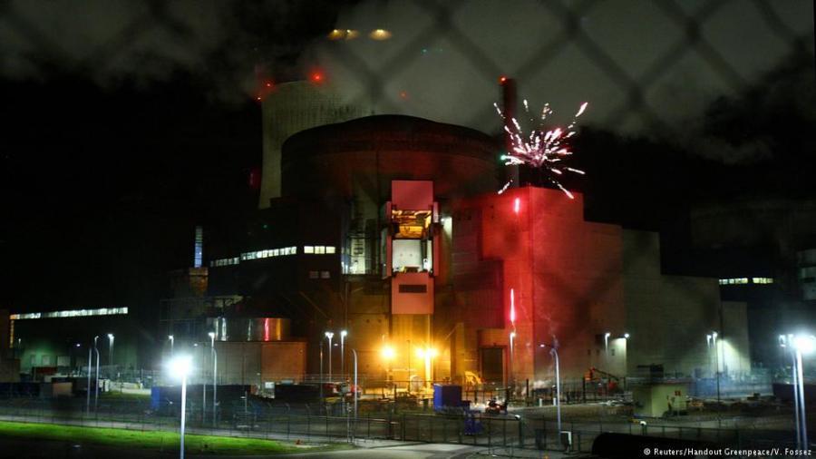 Ecologia Ecologia Plantas nucleares europeas: el peligro que acecha