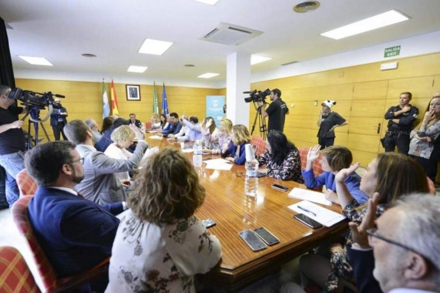Torremolinos Torremolinos Torremolinos cuenta con unos 900.000 euros para ejecutar dos obras que modificarán la red viaria del municipio