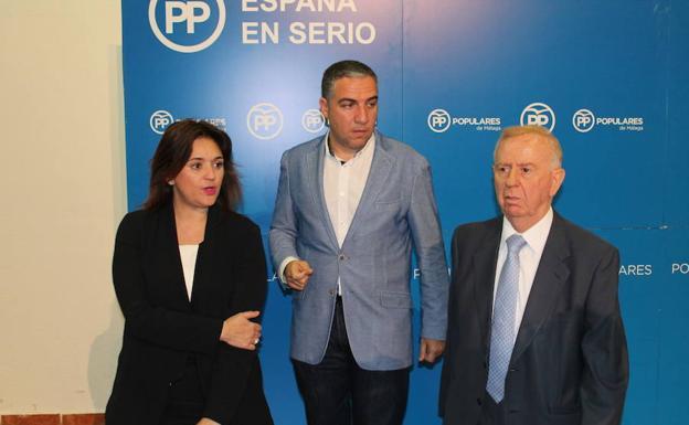 Torremolinos Torremolinos El PP no convocará su congreso local en Torremolinos «hasta que haya consenso»