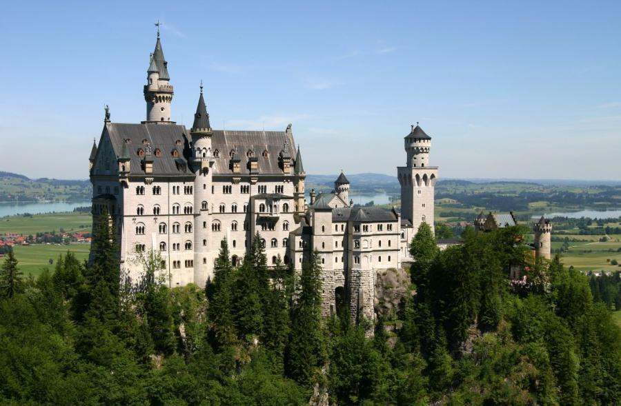 Turismo Turismo Los castillos más impresionantes del mundo