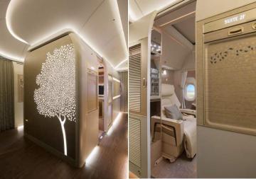 Turismo Turismo 'El asiento de avión más grande del mundo': un youtuber en la primera clase de Emirates