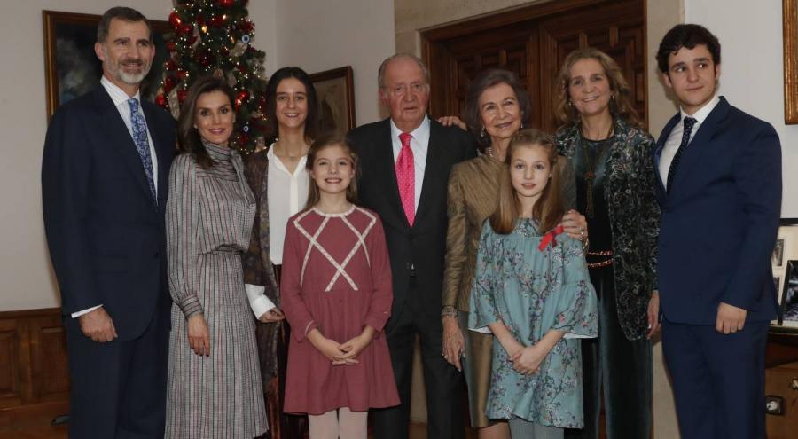 Actualidad Noticias Juan Carlos I celebra su 80º cumpleaños en La Zarzuela junto a 70 invitados