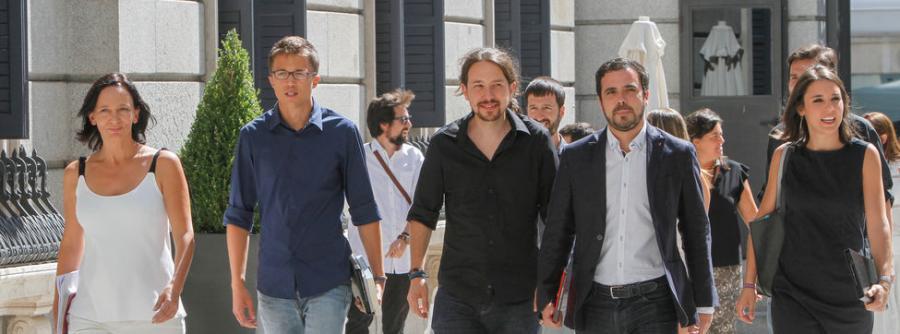 Actualidad Noticias Podemos rechaza el ultimátum de Garzón para un nuevo acuerdo de confluencia con IU
