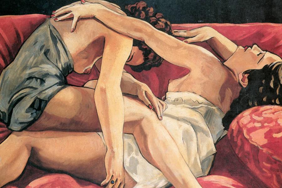 Actualidad Noticias El erotismo en el arte a través de los siglos
