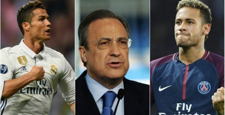 """Deportes Deportes Inda: """"Hay un acuerdo entre el padre de Neymar y el Real Madrid"""""""
