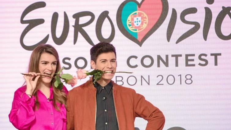 Eurovision Eurovision Alfred y Amaia, ante el miedo a decepcionar