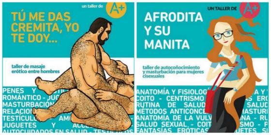 Torremolinos Torremolinos 'Gatillazo' de Ciudadanos al apoyar el taller sexual de la cremita y la manita socialista y podemita en Torremolinos