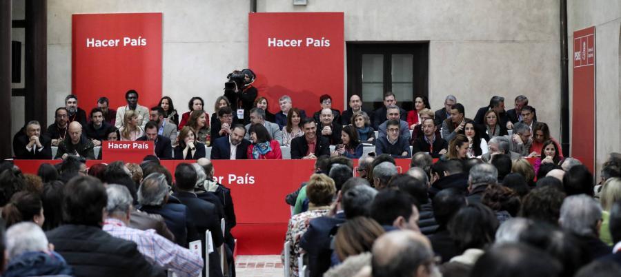 Actualidad Noticias Discrepancias en el PSOE sobre el modelo de inmersión en la escuela catalana