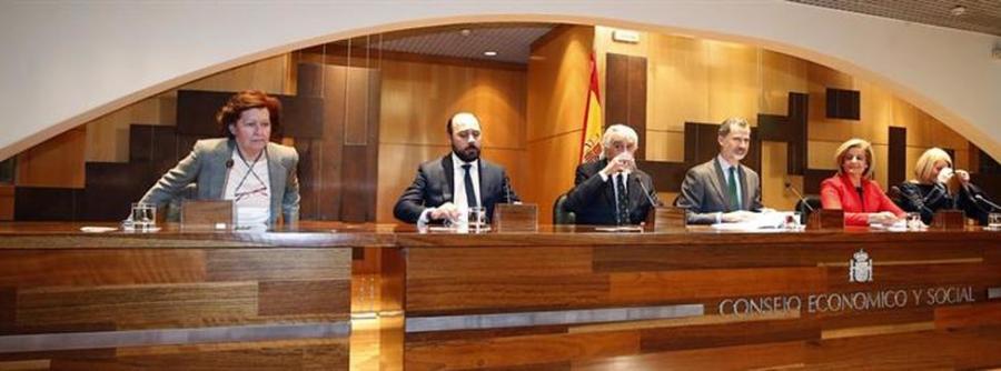 """Actualidad Noticias El Rey dice que España es """"un país mejor y más próspero"""" gracias al consenso"""