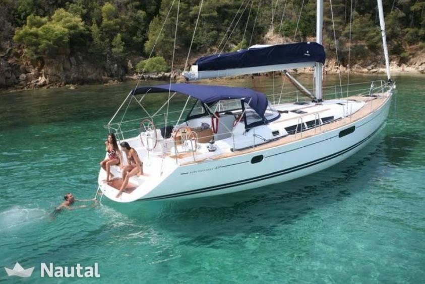 Turismo Turismo Dónde alquilar un barco y disfrutar de la mejor gastronomía mediterránea