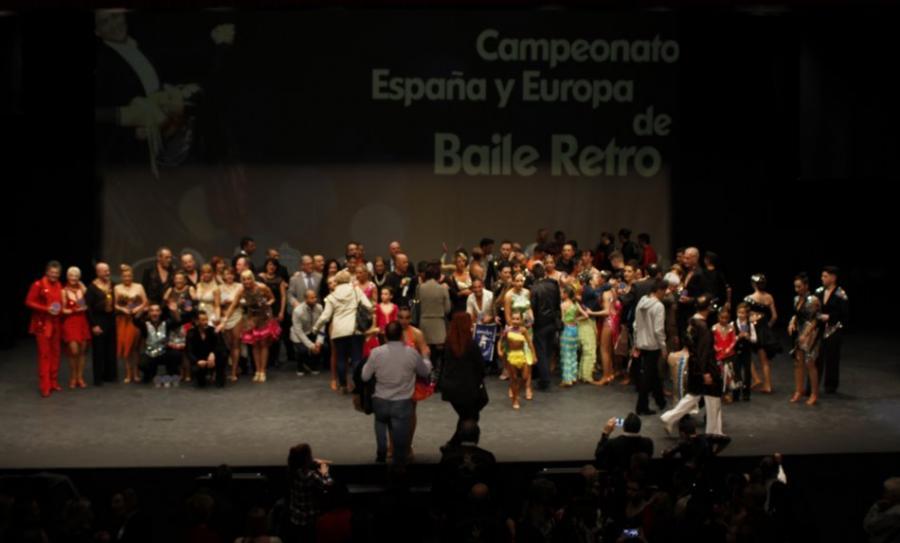 Torremolinos Torremolinos Las Finales de Europa de Vals, Tango y Chachachá brillaron con luz propia en el Palacio de la Paz de Fuengirola