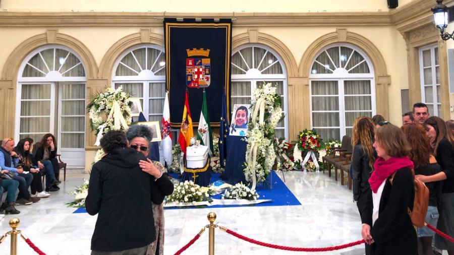 Actualidad Noticias Caso niño Gabriel: Toda Almería llora al pequeño Gabriel