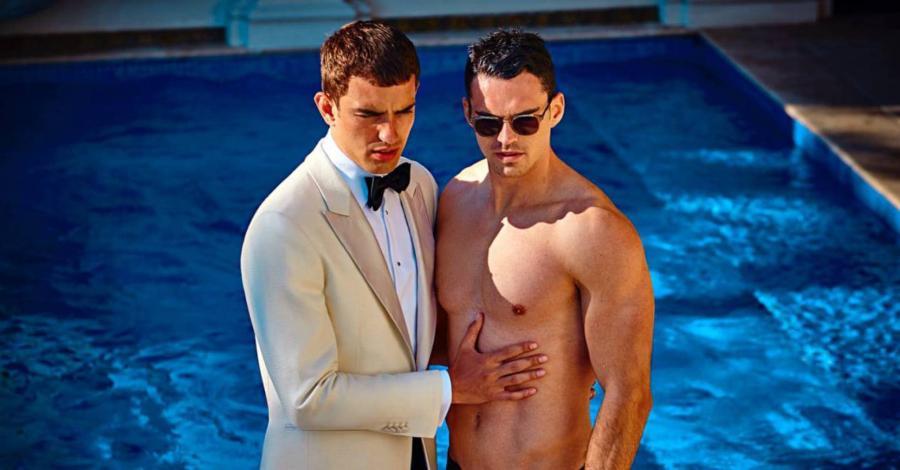 Gays Gays La atrevida campaña gay de una firma de trajes