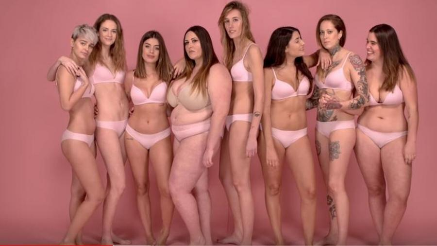 Mujer Mujer Dulceida, Laura Escanes y Alba Paúl, desnudas para pedir respeto por el cuerpo de la mujer