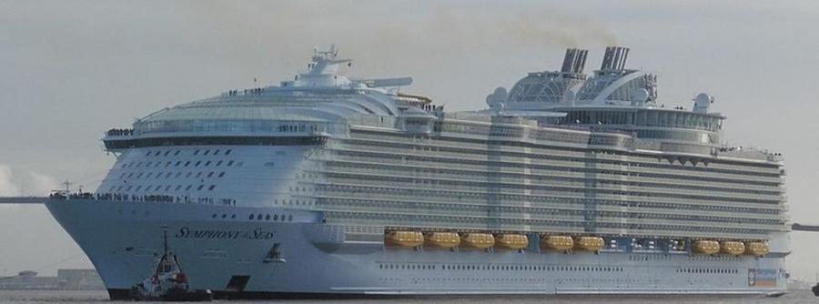 Turismo Turismo La llegada del crucero más grande del mundo desata otra batalla contra el turismo masivo en el Mediterráneo