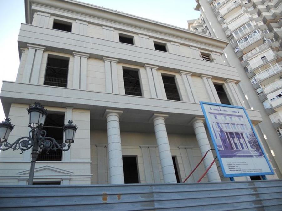 """Torremolinos Torremolinos Del Cid critica al PSOE: """"Ahora defienden el uso museístico del edificio de la plaza Picasso porque la Junta les reclama el reintegro de 5 millones de euros"""""""