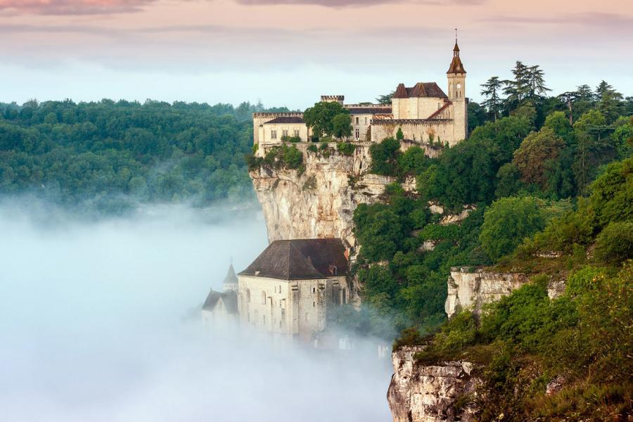 Turismo Turismo Estos son los pueblos más bonitos de Francia