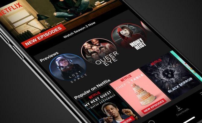 Tecnología Tecnología Netflix se inspira en Instagram y mostrará 'stories' en su app