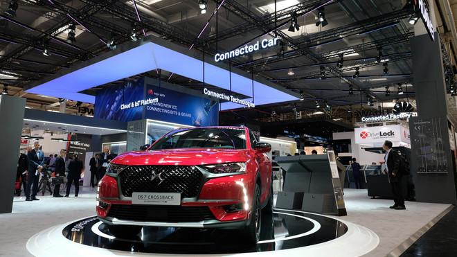 Motor Motor El Grupo PSA y Huawei presentan su primer coche conectado