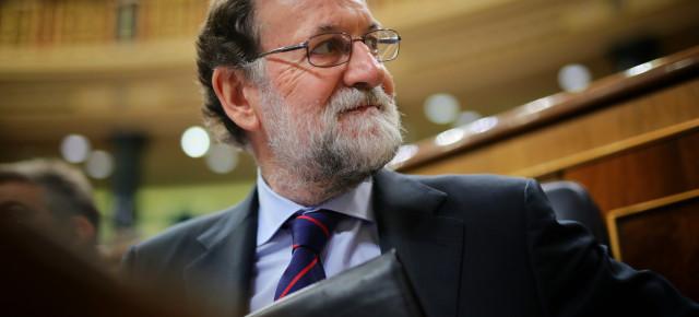 """Actualidad Noticias Mariano Rajoy: """"Es un Presupuesto que prevé la creación de casi medio millón de empleos"""""""