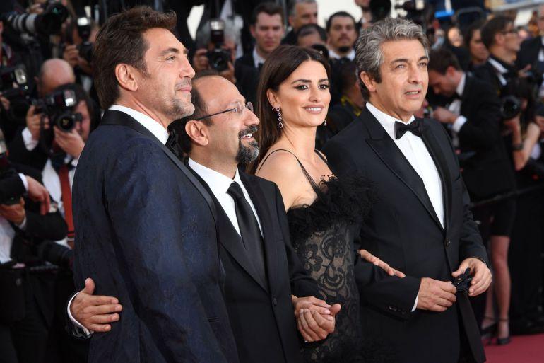 Cultura Cultura El iraní Farhadi convence en Cannes con 'Todos lo saben'