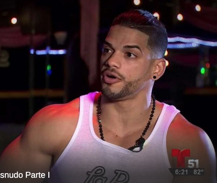 Sexo Sexo Hombres al desnudo: strippers de Miami