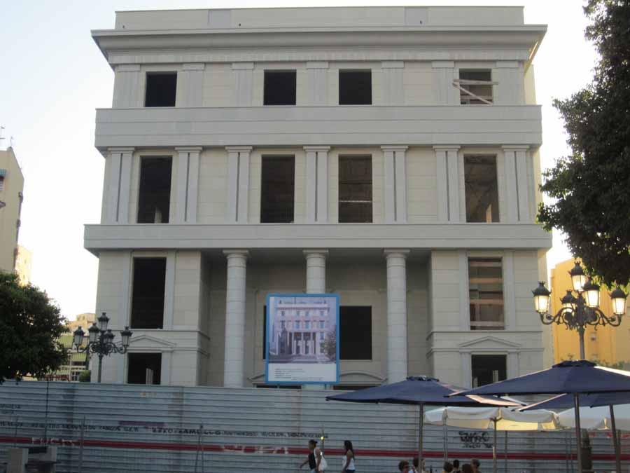 Torremolinos Torremolinos El Partido Popular exige al equipo de gobierno socialista que defienda el uso museístico del edificio de  la Plaza Picasso