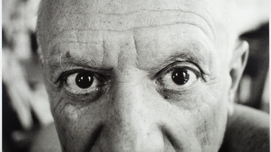"""Cultura Cultura Douglas Duncan, el hombre que """"pilló"""" a Picasso en la bañera"""