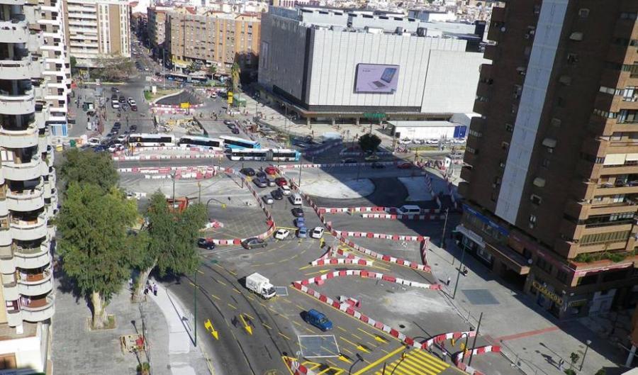 Málaga Málaga Autorizada la contratación de las obras finales del tramo Renfe-Guadalmedina del Metro de Málaga