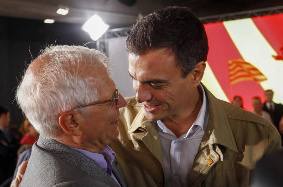 Actualidad Noticias Borrell acepta la cartera de Exteriores y Narbona opta por no dar el salto al Gobierno.