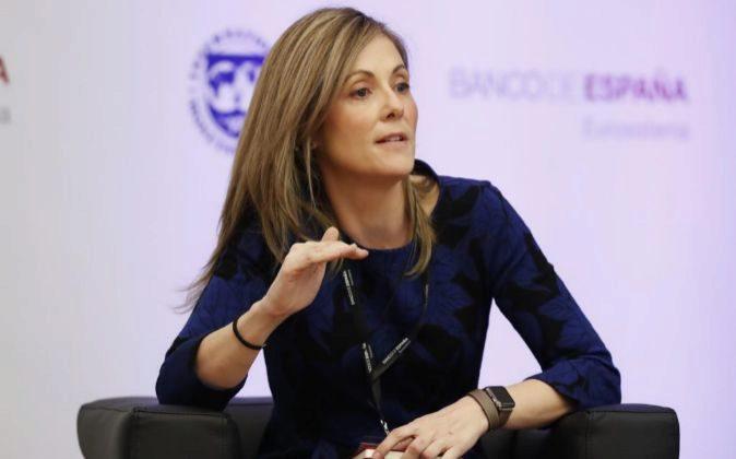 Mujer Mujer Emma Navarro, nueva vicepresidenta del Banco Europeo de Inversiones