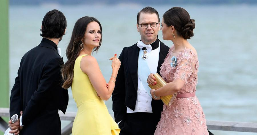 Moda Moda Mujer El vestido de invitada de Sofía de Suecia tiene todo lo que necesitas para una boda de verano