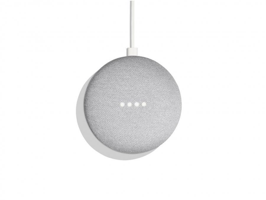 Tecnología Tecnología Google Home Mini: más pequeño, pero con las mismas prestaciones que su hermano mayor