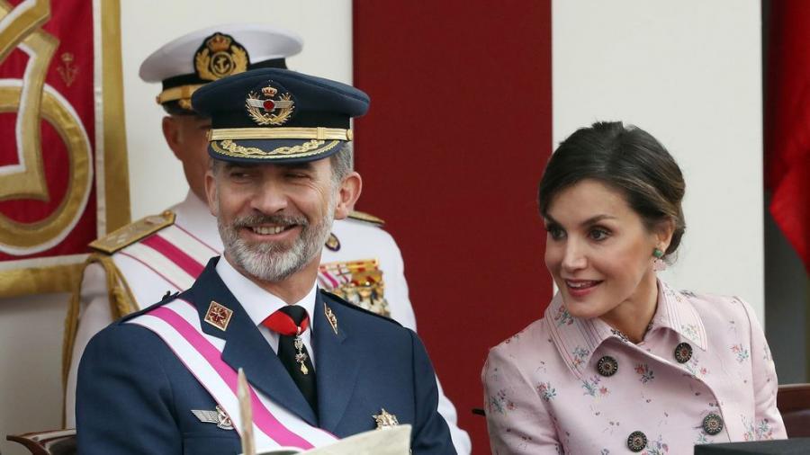 Realeza Realeza La Mesa del Congreso acuerda encargar un retrato de los Reyes para la Cámara, con la abstención de Podemos