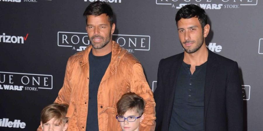 Gays Gays Ricky Martin desearía que sus hijos fueran gay