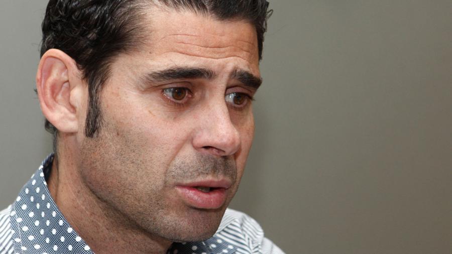 Deportes Deportes Fernando Hierro, nuevo seleccionador de España