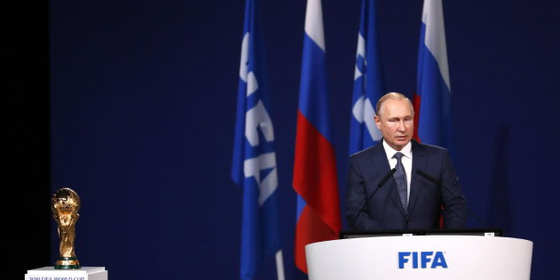 Deportes Deportes Putin se queda solo: boicot de los líderes de Occidente a la inauguración del Mundial