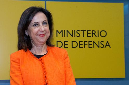 Actualidad Noticias Margarita Robles confirma a la cúpula militar