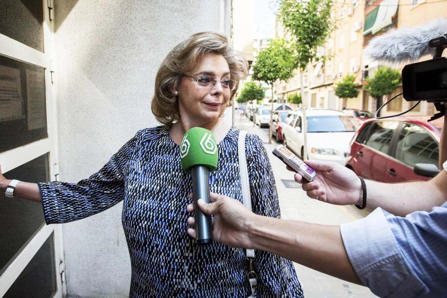 Actualidad Noticias Hallan muerta en extrañas circunstancias a la edil que destapó el pitufeo de Rita Barberá