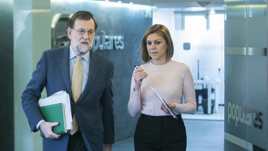 Actualidad Noticias La artillería que prepara el PP para desmontar la sentencia de la Gürtel que echó a Rajoy