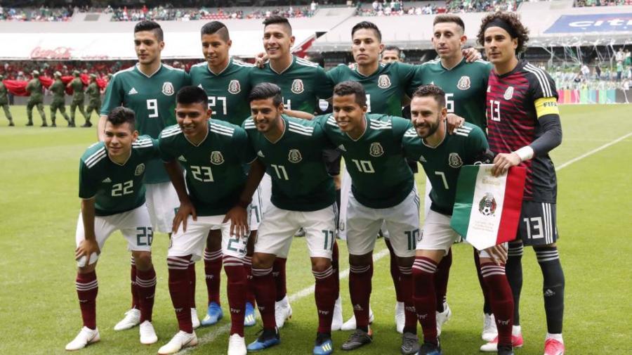 Sexo Sexo Escándalo sexual en la selección mexicana antes del Mundial 2018: Es su día libre.