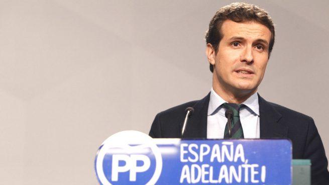 Actualidad Noticias Pablo Casado anuncia su candidatura para suceder a Rajoy