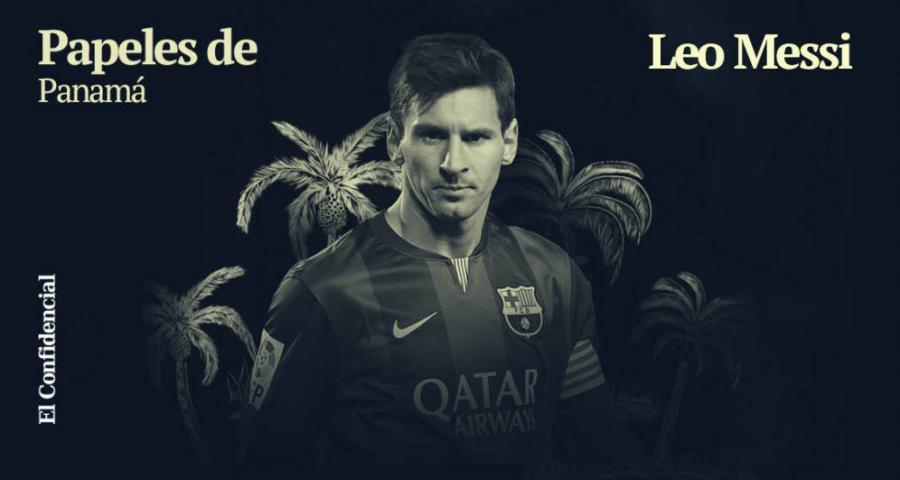 Deportes Deportes Papeles de Panamá: Panamá investiga a Messi por operaciones sospechosas tras su condena en España