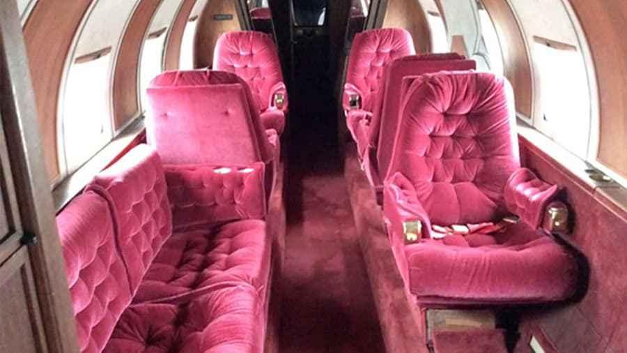 Cultura Cultura A la venta el avión privado y abandonado de Elvis Presley